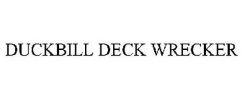 Duckbill Deck Wrecker Menards by Jody H 2100 Pennsylvania Ave Nw Washington Dc