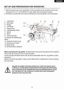Manual De Usuario Astilladora Benza Bls5 T