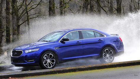 2013 Ford Taurus Sho With Performance Package