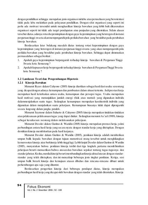 185129911 jurnal-analisis-pengaruh-gaya-kepemimpinan-dan