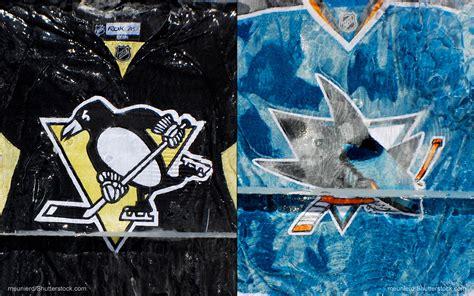 stanley cup  showdown pittsburgh penguins  san