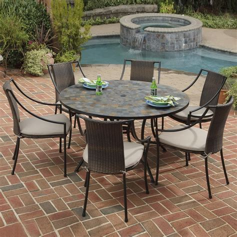 round dining table ideas round outdoor dining table setting ideas babytimeexpo