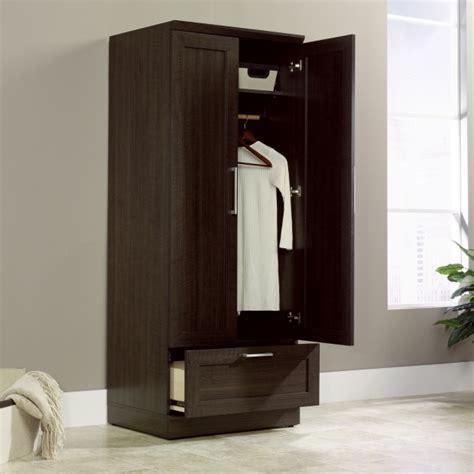 Sauder Homeplus Base Cabinet Brown sauder homeplus wardrobe storage cabinet enchanting sauder