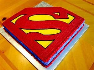 23 superman cake ideas you should use for your next birthday With superman template for cake