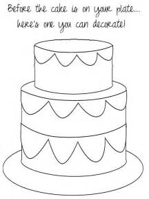 wedding coloring book wedding cake coloring pages