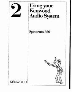 Kenwood Kr-597