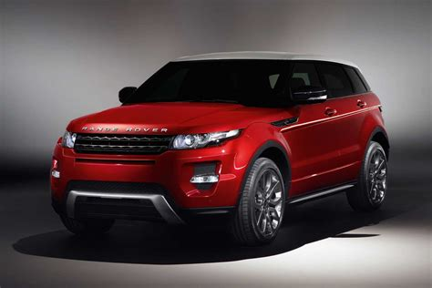 Land Rover Luxury Car