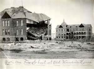 Galveston Texas Hurricane 1900