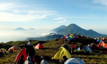 tempat wisata dieng wonosobo bak surga  tersembunyi