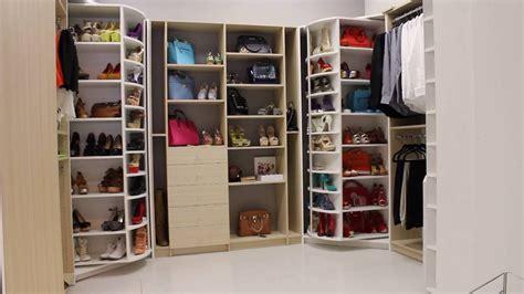the revolving closet organizer a spinnin closet