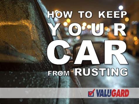 prevent rusting slideshare rust
