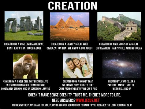 Creation Meme - intelligent design memes image memes at relatably com