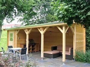 Garten Sitzecke Selber Bauen : garten unterstand ~ Frokenaadalensverden.com Haus und Dekorationen
