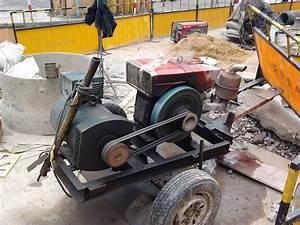 Engine-generator
