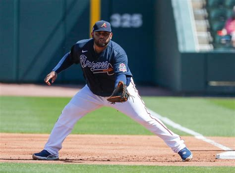 Pablo Sandoval named to Braves' Opening Day roster | WSAU ...