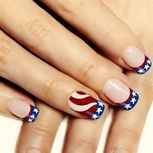 July 4th Nail Art Designs
