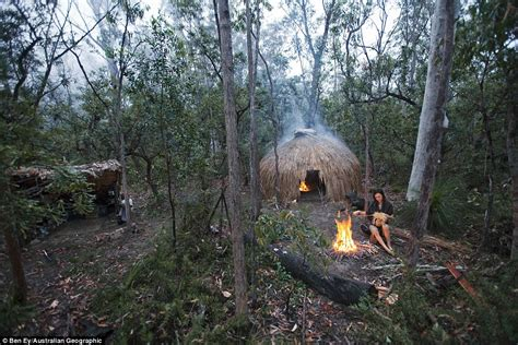bush wild dunn wilderness nature australian grafton lived wales woman she remote undertook hour called experience which fire claire most