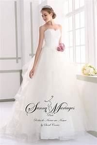 Robe Mariée 2016 : robe de mariage 2016 princesse ~ Farleysfitness.com Idées de Décoration