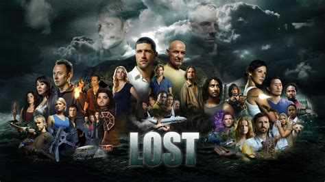 TV series LOST unfolds on ITN every Sunday. - Drama Queen