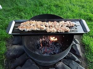 Pfanne Für Grill : outdoor kochrezepte f r pfanne grill und feuer ~ Orissabook.com Haus und Dekorationen