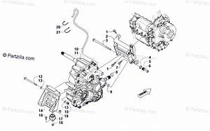 Arctic Cat Side By Side 2017 Oem Parts Diagram For Rear