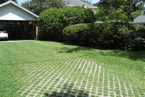 modern grass driveway httplometscom