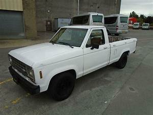1986 Ford Ranger 2 9 V6 Manual Lhd Pickup Drives  Solid