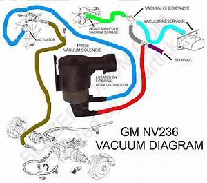 Under-hood Vacuum Hose Replace - Blazer Forum