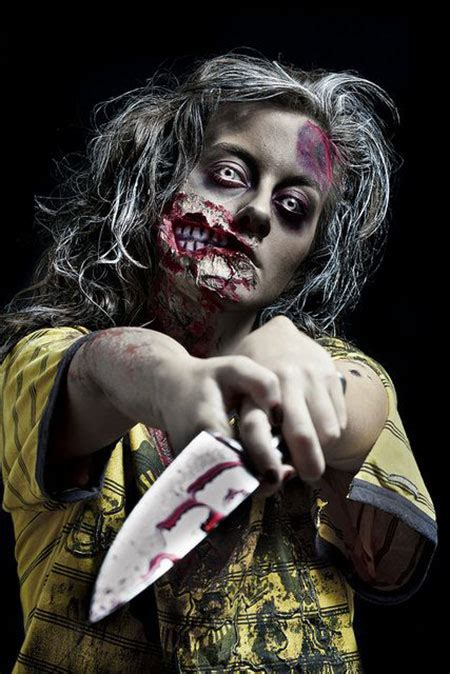 halloween scary cool costume monsters scariest zombies zombie girlshue source monster they