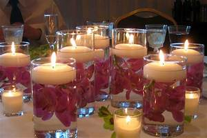 Ideas for inexpensive centerpieces for wedding reception for Cheap wedding centerpiece ideas