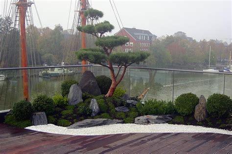 Japanischer Garten Terrasse by Japanischer Garten Auf Dachterrasse Traumhaftes Wohnen Im