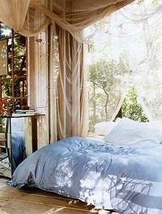 Lit Exterieur Jardin : le lit de jardin se cr e son propre oasis ~ Teatrodelosmanantiales.com Idées de Décoration