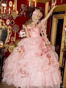 marie inspired japanese wedding gowns what would marie With marie antoinette wedding dress