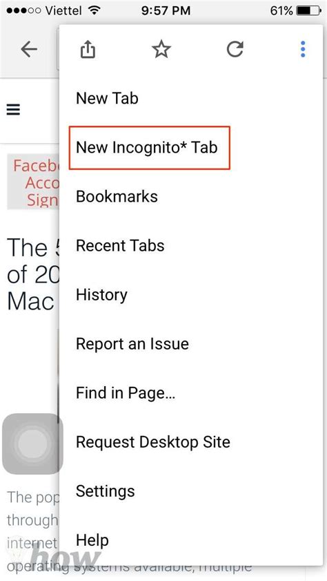 delete history on iphone how to clear web browsing history on iphone chrome