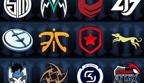 League Of Legends Summer Split Team Icons Destined For In