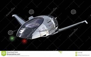 Drone Design For Sci-fi War Spacecrafts Stock Illustration ...