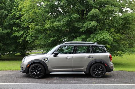 Review Mini Cooper Countryman by 2018 Mini Cooper S E Countryman All4 Review Of In Hybrid