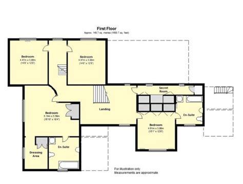 hidden room house plans house design plans