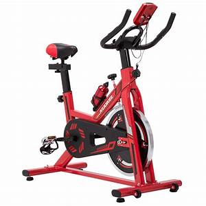 Exercise Bike Home Gym Spin Cycle Indoor Fitness Trainer