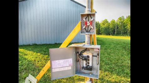 Temp Services by How To Build A Temporary Electrical Service