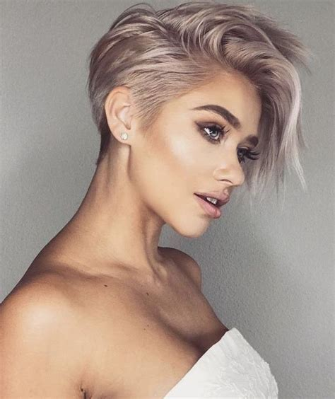 1001 Ideas For Beautiful And Elegant Short Haircuts For