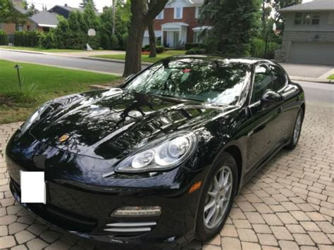 airbag deployment 2010 porsche panamera regenerative braking buy used 2011 porsche panamera wicked awd in lakeland florida united states for us 19 600 00