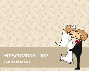 wedding cards powerpoint template