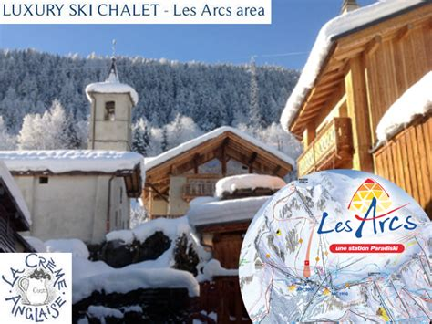 chalet les arcs luxury ski chalet large ski chalet chalet sleeps 12 in alps