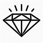 Value Business Canvas Icon Proposition Diamond Icons