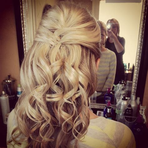 Wedding Half Updo Hairstyles by Wedding Half Updo Hair Styles Wedding Half