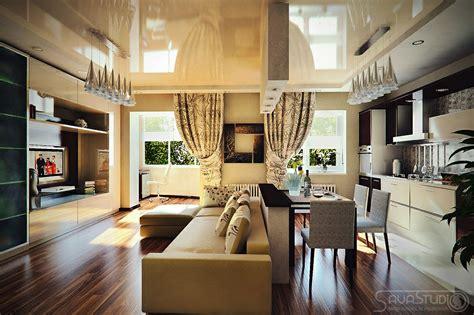 Vibrant Interiors By Sava Studio