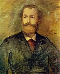 Antonin Proust   Edouard Portrait Antonin Proust Study ...