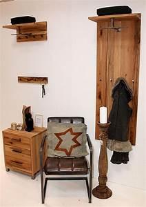 Garderobe Eiche Massiv Geölt : hutablage 50x25x30cm 1 stange 4 haken balkeneiche massiv ge lt ~ Yasmunasinghe.com Haus und Dekorationen