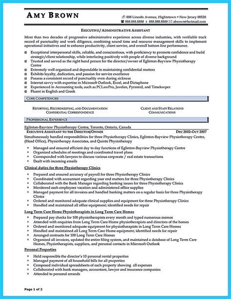 administrative assistant resume sle is useful for you
